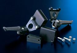 【NITRO RACING】後座腳踏支架套件 (GPZ750R/GPZ900R Ninja 用) - 「Webike-摩托百貨」