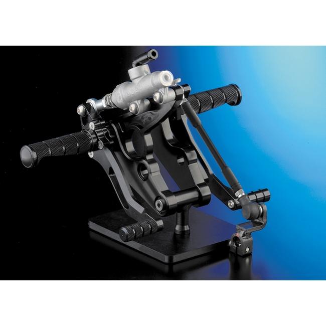 【NITRO RACING】腳踏後移套件 (Z1/Z2/Mk-2/Z750FX-1用) - 「Webike-摩托百貨」