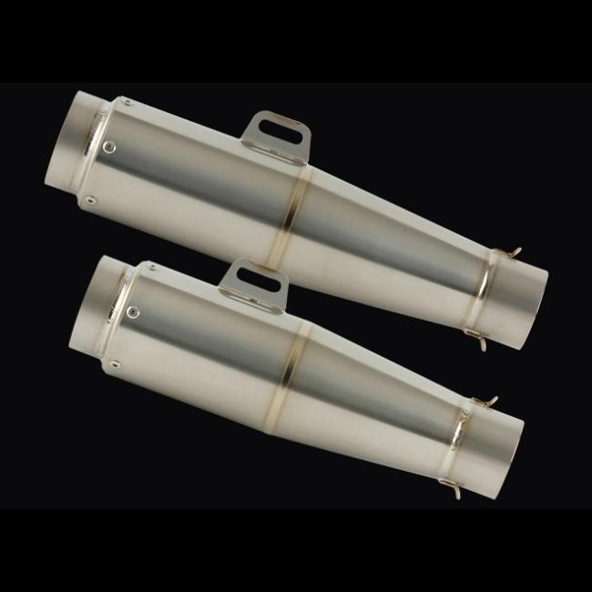 【NITRO RACING】Conical 鈦合金排氣管尾段 V-1 - 「Webike-摩托百貨」