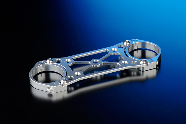 【NITRO RACING】OHLINS正立式前叉専用 前叉穩定器(手銬)套件 - 「Webike-摩托百貨」
