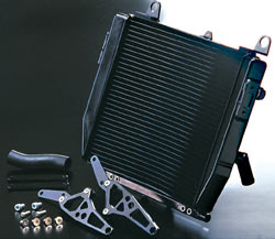 【NITRO RACING】環繞式冷卻器(水箱) - 「Webike-摩托百貨」