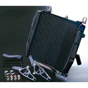 Wide Radiator Kit NITRO RACING