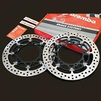 【brembo】[T-Drive] 浮動式碟盤 左右套組 - 「Webike-摩托百貨」