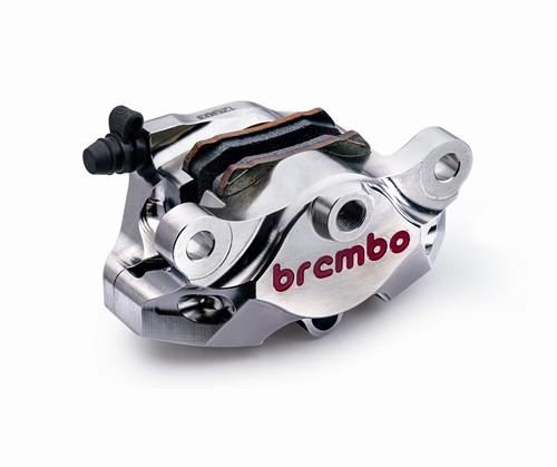 【brembo】後卡鉗套件 P2 84mm 鍍鎳塗層 - 「Webike-摩托百貨」