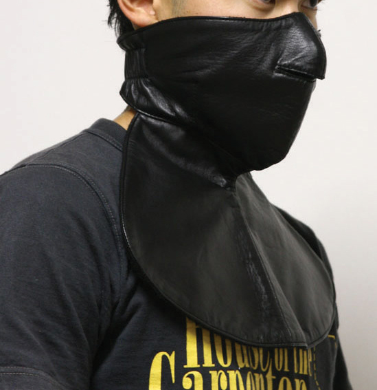 【DEGNER】皮革 面罩 - 「Webike-摩托百貨」