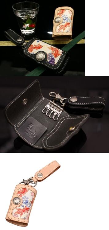 【DEGNER】花山 鑰匙包 - 「Webike-摩托百貨」