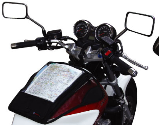 【DEGNER】磁力式油箱地圖包 - 「Webike-摩托百貨」