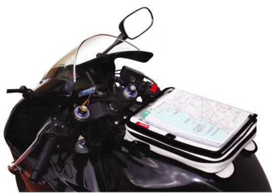 【DEGNER】吸盤式油箱地圖包 - 「Webike-摩托百貨」