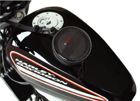 【DEGNER】吸盤式多功能油箱包 - 「Webike-摩托百貨」
