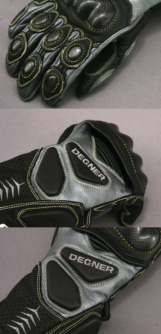 【DEGNER】高防護手套 - 「Webike-摩托百貨」