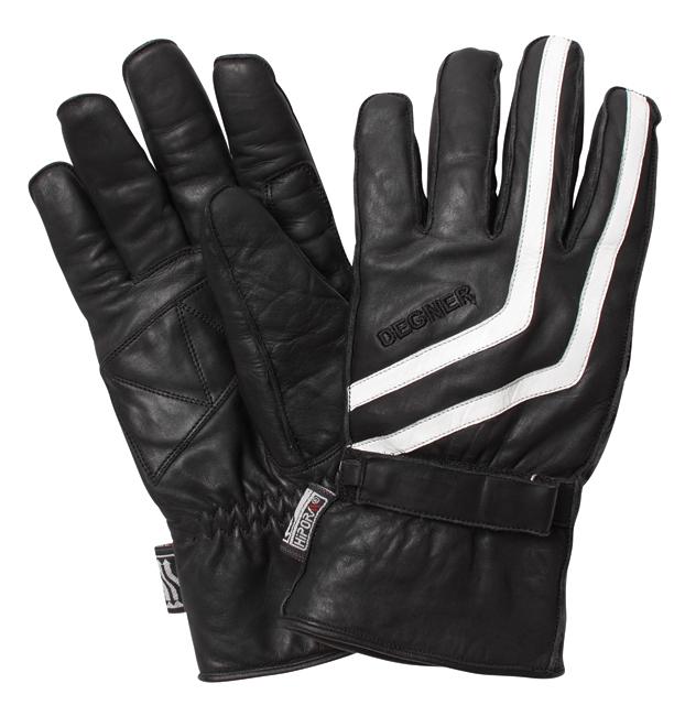 【DEGNER】冬季皮革手套 - 「Webike-摩托百貨」