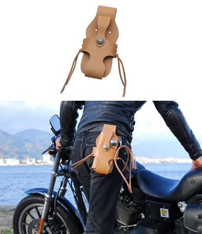 【DEGNER】皮革錢包套 WC-1 - 「Webike-摩托百貨」