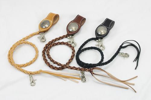 【DEGNER】皮革繩 W-9R - 「Webike-摩托百貨」