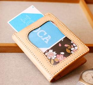 【DEGNER】花山 卡片夾 - 「Webike-摩托百貨」