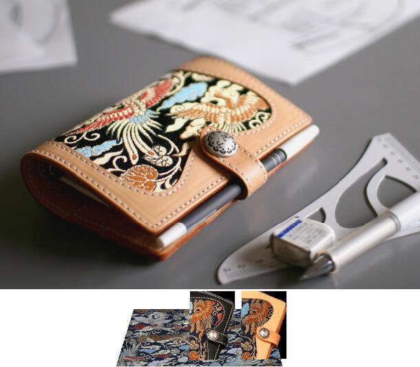 【DEGNER】花山系統筆記本 (鳳凰) PC-4K - 「Webike-摩托百貨」