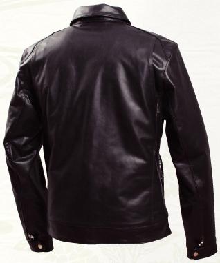 【DEGNER】花山 皮革騎士夾克 - 「Webike-摩托百貨」