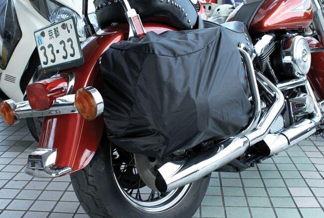 【DEGNER】FLSTC純正側掛包雨罩 - 「Webike-摩托百貨」