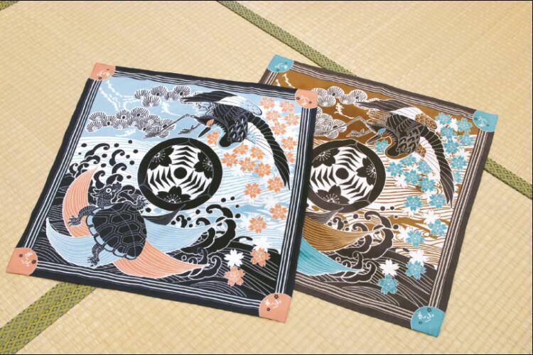 【DEGNER】花山吉祥和樣式頭巾 T-3K - 「Webike-摩托百貨」