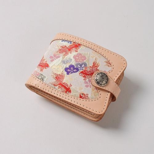 【DEGNER】花山 皮革對摺錢包 - 「Webike-摩托百貨」