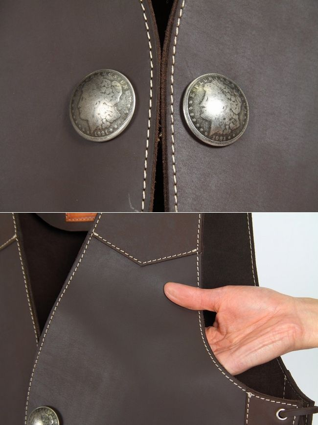 【DEGNER】皮革背心 - 「Webike-摩托百貨」