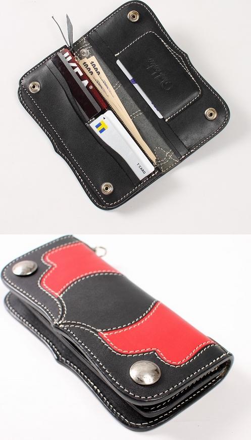 【DEGNER】DAD HOLIC 皮革長錢包 - 「Webike-摩托百貨」