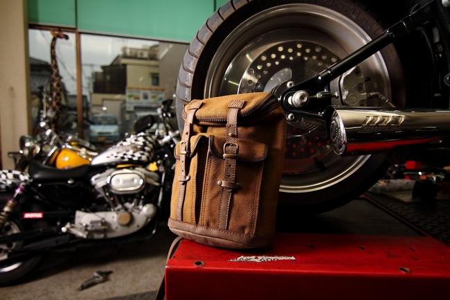 【DEGNER】DAD HOLIC 3WAY 帆布包 - 「Webike-摩托百貨」