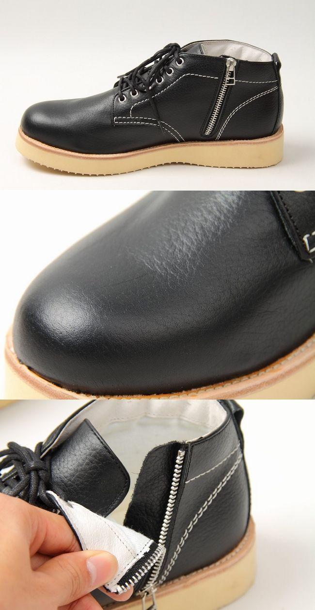 【DEGNER】皮革靴子 - 「Webike-摩托百貨」