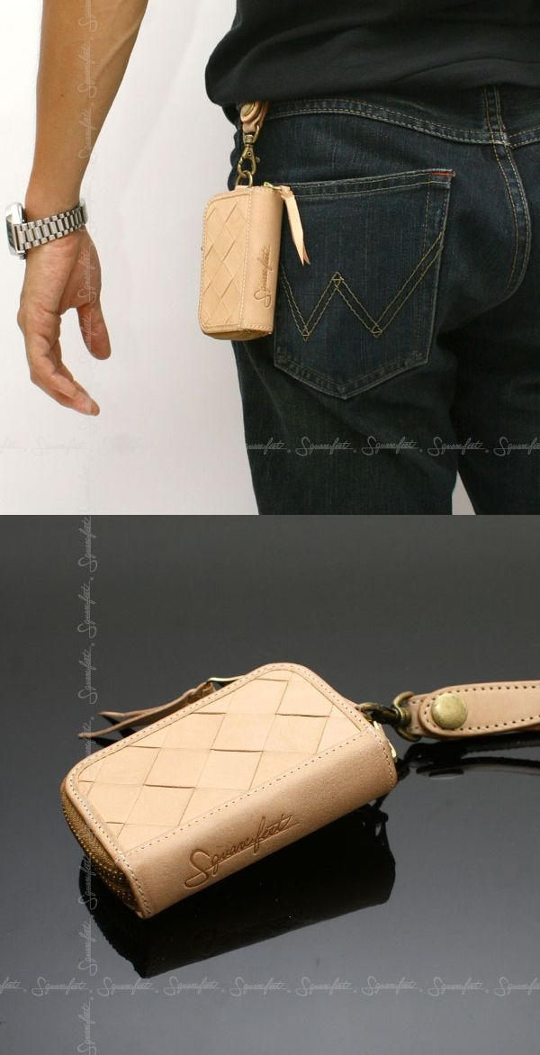 【DEGNER】Squarefeet 鑰匙包 - 「Webike-摩托百貨」