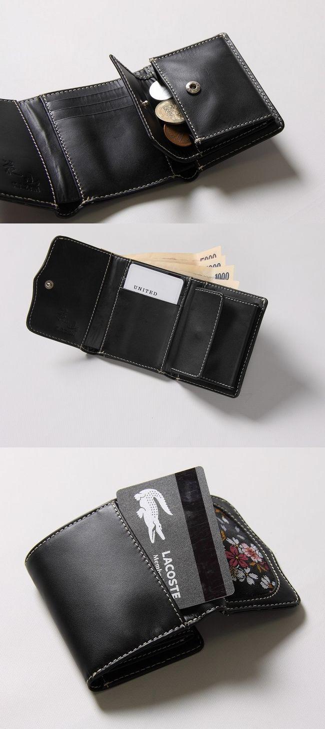 【DEGNER】花山 三折皮革錢包 - 「Webike-摩托百貨」