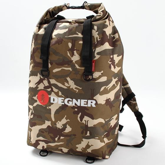 【DEGNER】迷彩多功能防水包 - 「Webike-摩托百貨」