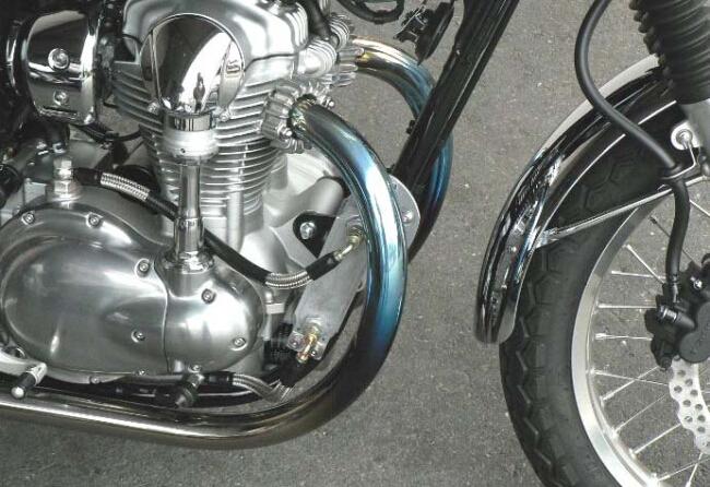【BEET】NASSERT TRAD V 鈦合金/不鏽鋼全段排氣管 - 「Webike-摩托百貨」