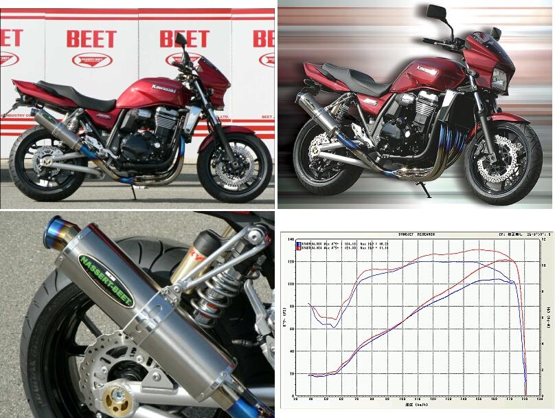 【BEET】NASSERT-R 3D全段排氣管 - 「Webike-摩托百貨」