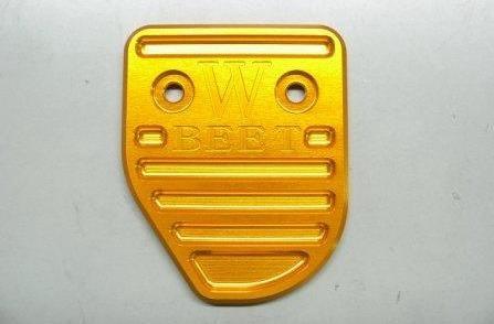 【BEET】W800 節氣門護蓋 - 「Webike-摩托百貨」