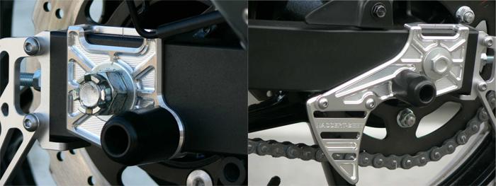 【BEET】後輪調整板套件 - 「Webike-摩托百貨」