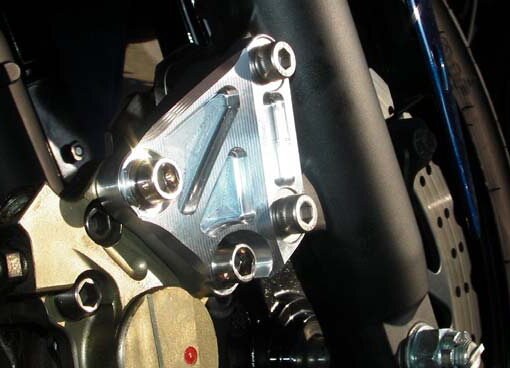 【BEET】標準型碟盤用Brembo卡鉗座套件 - 「Webike-摩托百貨」