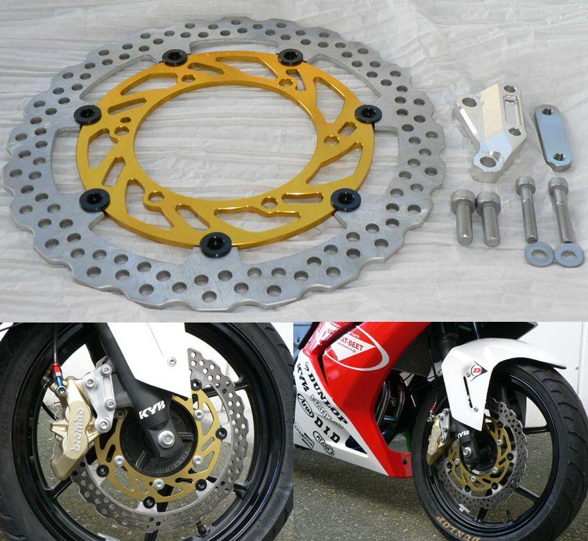 【BEET】Big 煞車 rotor(前)標準型 kit - 「Webike-摩托百貨」