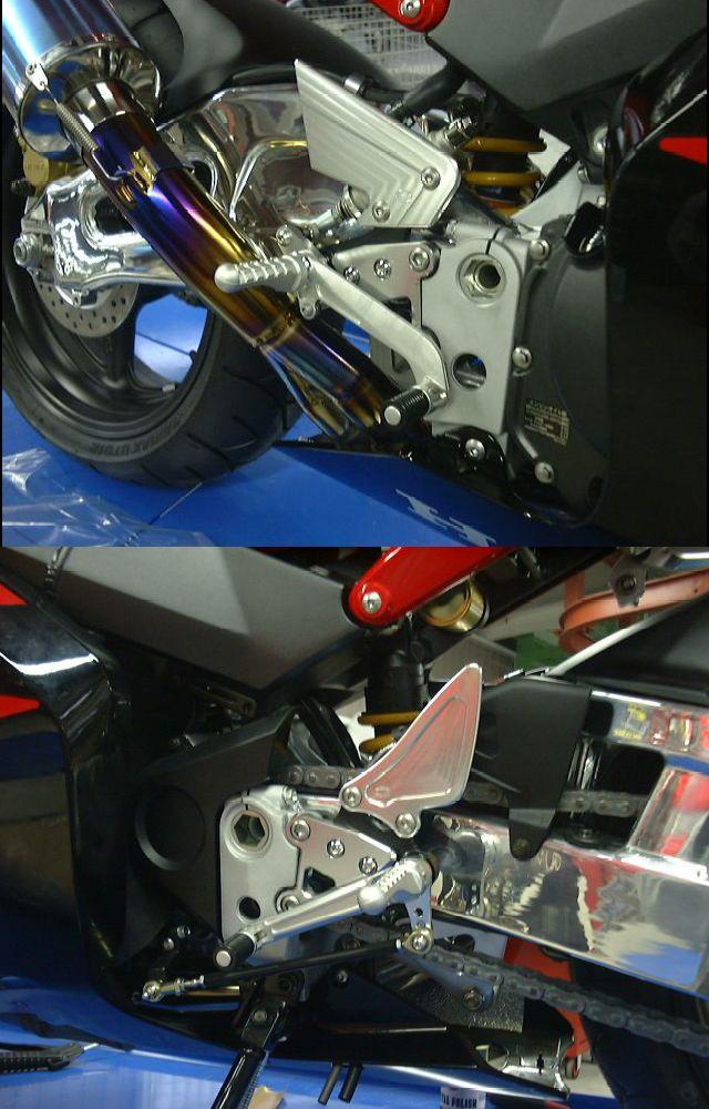 【BEET】Hyper bank改裝腳踏套件 - 「Webike-摩托百貨」