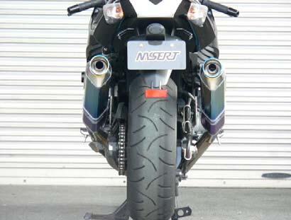 【BEET】NASSERT Evo T-2 全段排氣管 - 「Webike-摩托百貨」