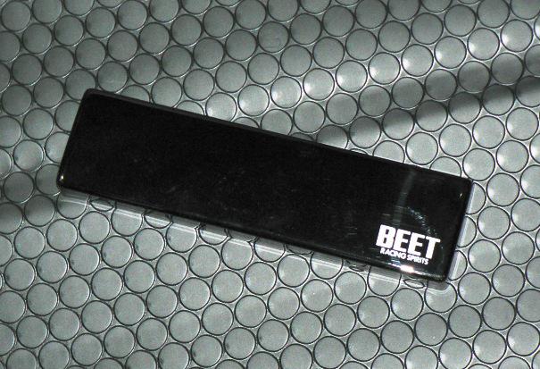 【BEET】燻黑色尾燈殼 - 「Webike-摩托百貨」