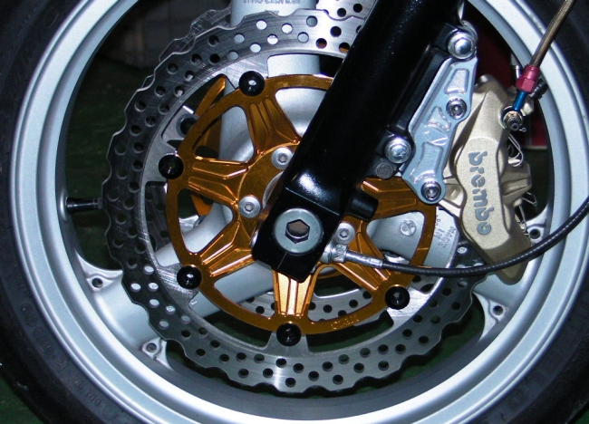【BEET】前煞車碟盤 - 「Webike-摩托百貨」