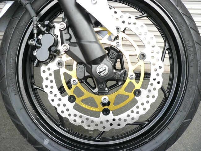 【BEET】前煞車碟盤加大套件 - 「Webike-摩托百貨」