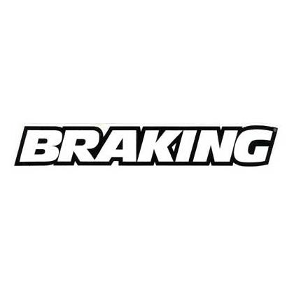 【BRAKING】貼紙 - 「Webike-摩托百貨」