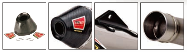 【PRO CIRCUIT】T-5 Race system 全段排氣管 (日本仕様) - 「Webike-摩托百貨」