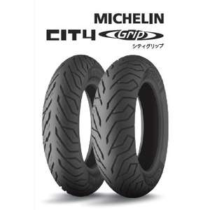 MICHELIN CITY GRIP [100/90-14 M/C 57P REINF TL] Tire