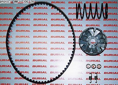 【BURIAL】Hyper 普利盤套件 - 「Webike-摩托百貨」