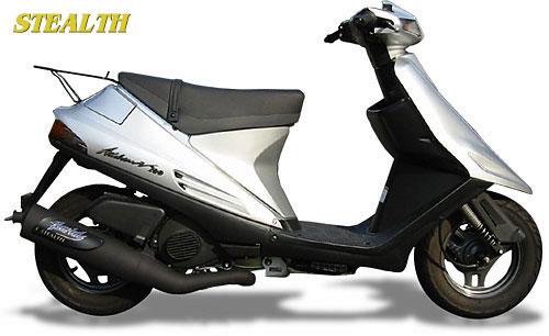 【BURIAL】Stealth 全段排氣管 - 「Webike-摩托百貨」
