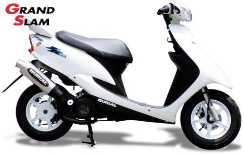【BURIAL】Grand Slam 全段排氣管 (金) - 「Webike-摩托百貨」