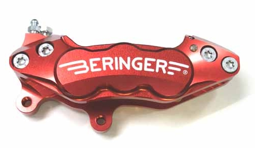 【BERINGER】AEROTEC CALIPER 煞車卡鉗 右用 (黑色) - 「Webike-摩托百貨」