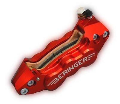 【BERINGER】AEROTEC CALIPER 煞車卡鉗 左用 (金色) - 「Webike-摩托百貨」