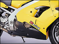 【Magical Racing】下整流罩 - 「Webike-摩托百貨」